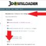 Downloading JDownloader2