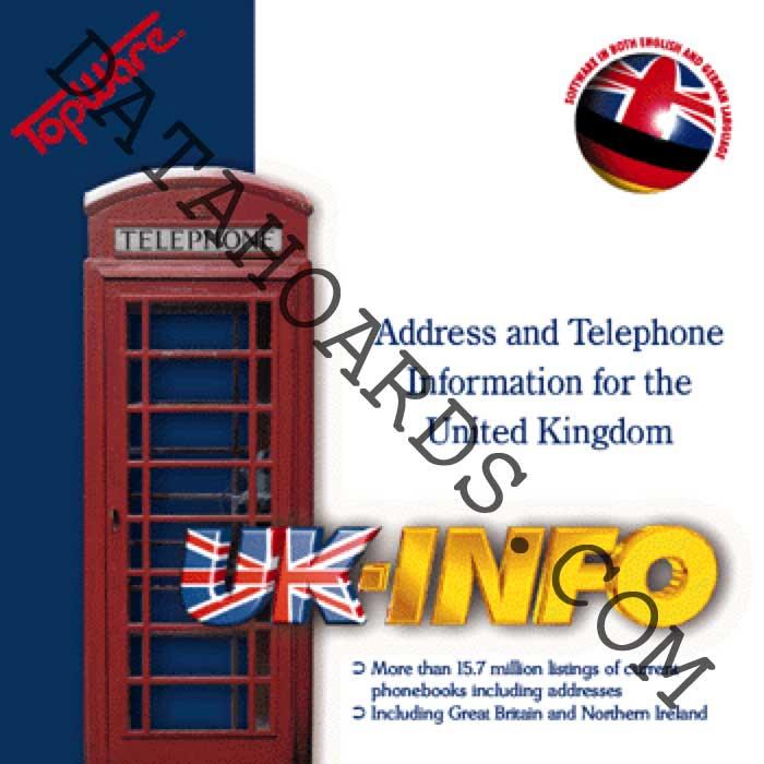 UK Info Disk v1.0