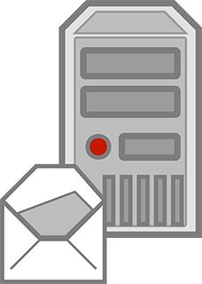 Home E-mail server