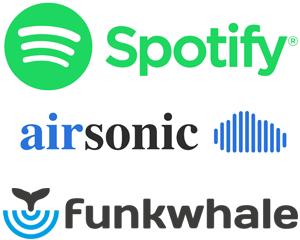 Self-hosted Spotify alternative